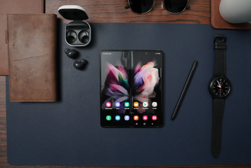 Samsung Galaxy Z Fold 3 is a game changer for my productivity — here's why
