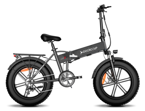 DOCROOUP DS2 Review – Folding Electric Bike