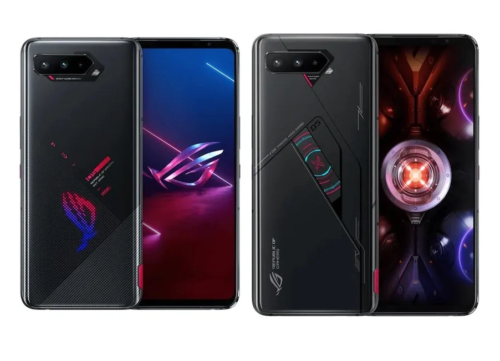Asus reveals ROG Phone 5S and 5S Pro