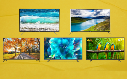 4K TVs You Can Buy Under PHP 20,000