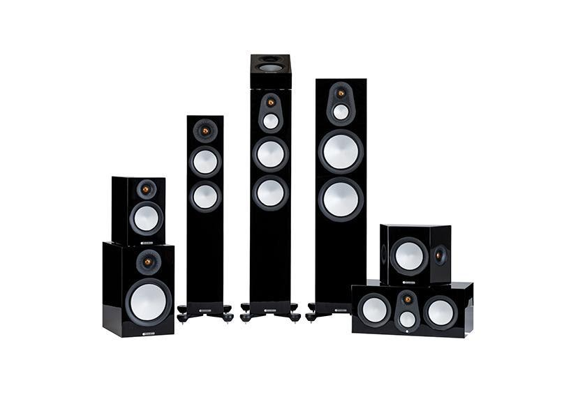 Monitor Audio Deliver Silver Series 7G