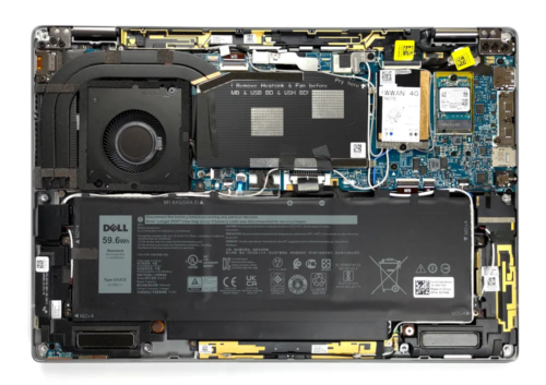 Inside Dell Latitude 14 9420 (2-in-1) – disassembly and upgrade options