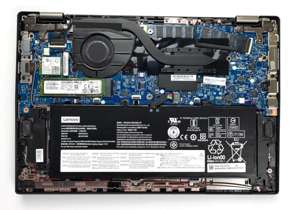 Inside Lenovo ThinkPad L13 Gen 2