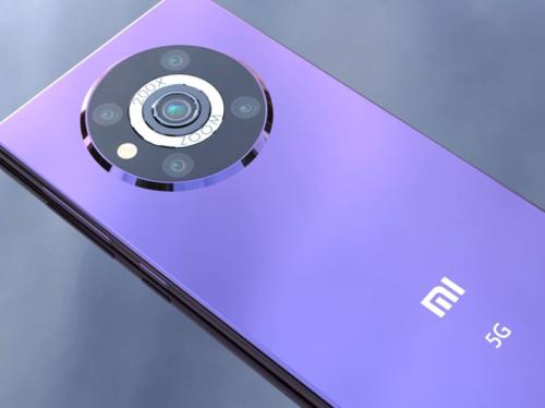 Xiaomi Mi MIX 5 Rendering: 200MP Cameras, Snapdragon 895