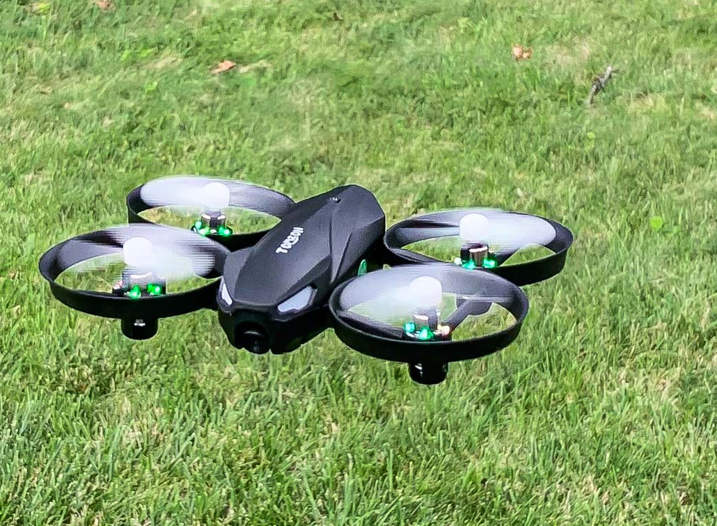 Tomzon A31 Flying Pig drone