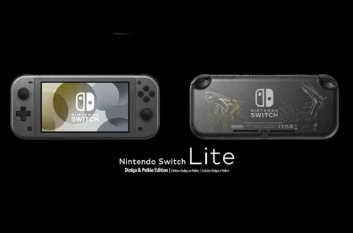 There's a special Pokémon Switch Lite coming very soon