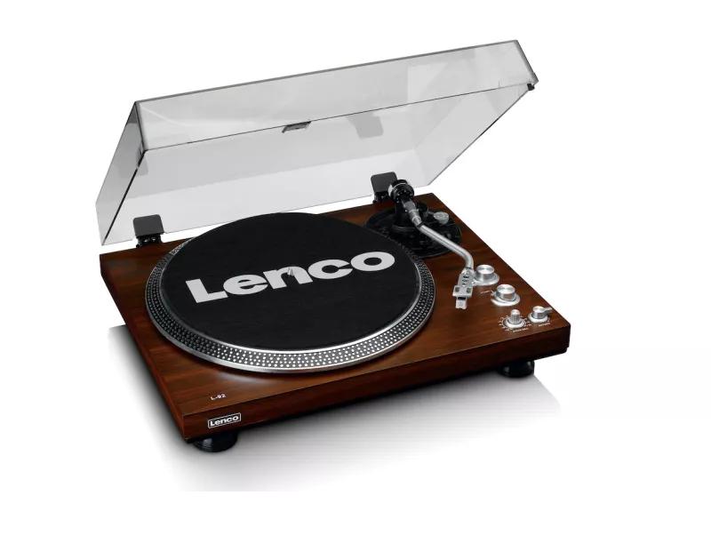 Lenco turntables