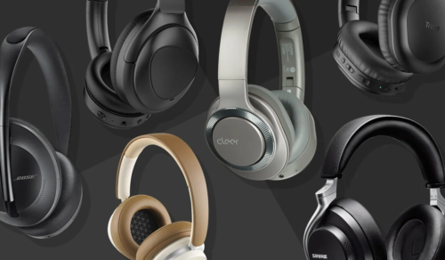 Shopping for noise-cancelling headphones? These models are the best