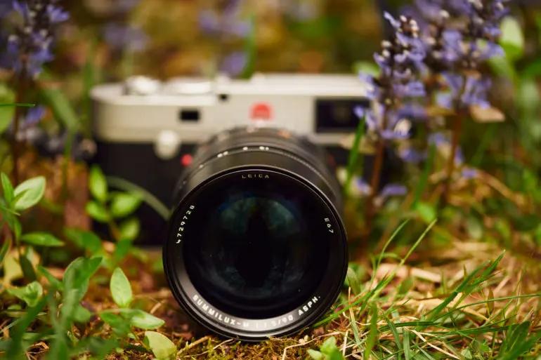 Leica 90mm f1.5 Summilux ASPH