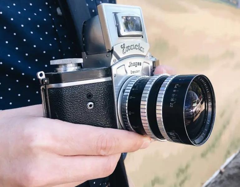 Angenieux 35mm f2.5 lens