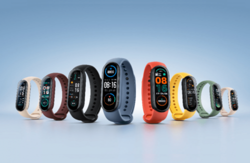 Xiaomi MI Band 6 is about to land in India; Retina-level runway Full Screen!