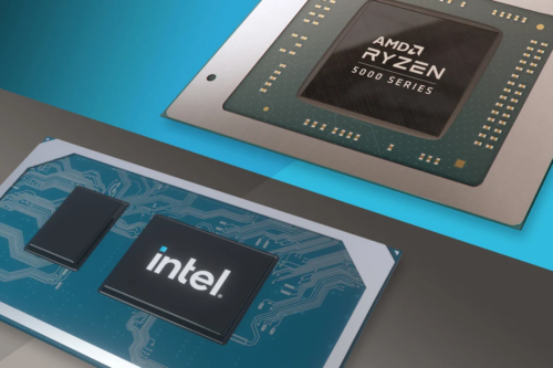 Gaming laptop CPU showdown: Intel 11th-gen vs 10th-gen vs AMD Ryzen 5000