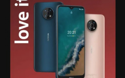 Nokia G50 5G leaks ahead of launch