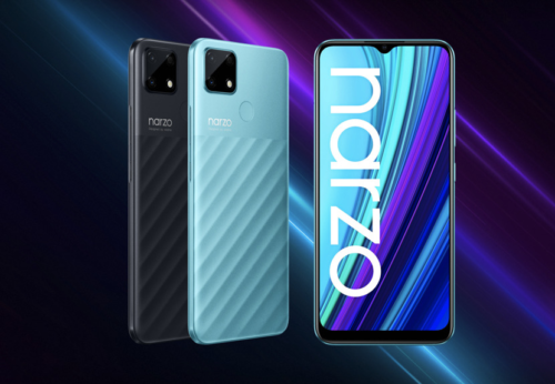 Realme Narzo 50A is the Successor to Narzo 30A with Two Certifications