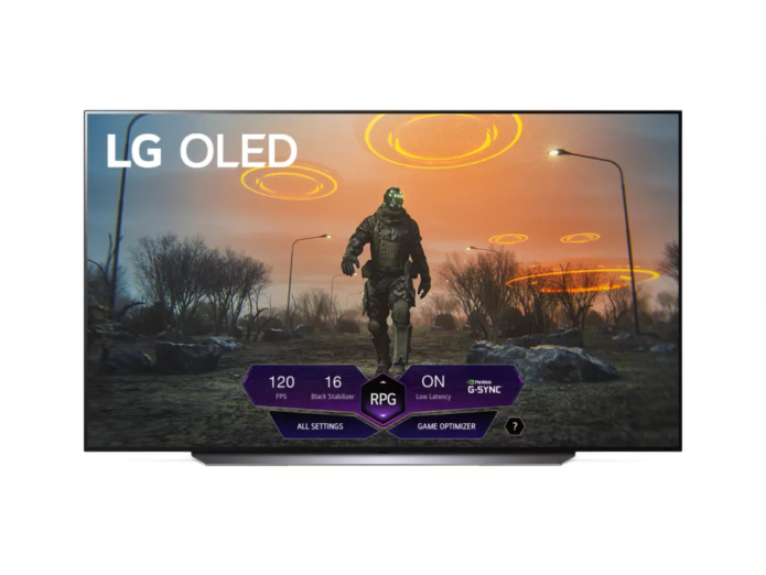 LG 42-inch OLED TV