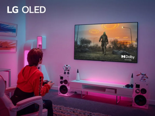 LG CX and GX OLED TVs now support 4K@120Hz with Dolby Vision