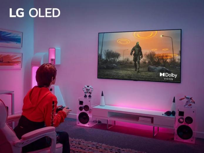 LG 42-inch OLED