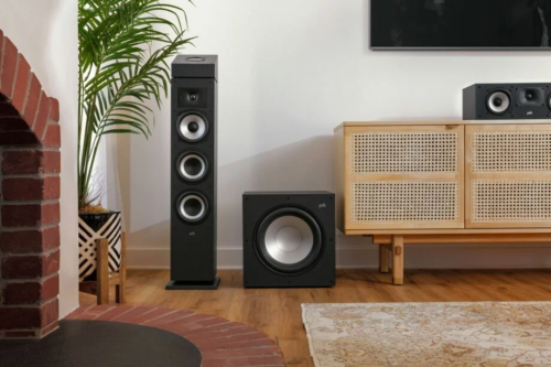 Polk Audio's Monitor XT Series speakers are for movie fans, gamers and music lovers