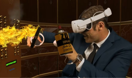 I Expect You to Die 2 review: Be a James Bond-like spy in VR