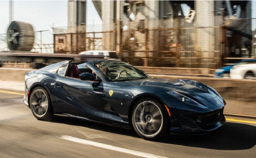 The Ferrari Purosangue: Everything You Need to Know