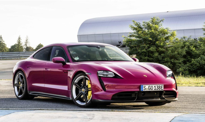 2022 Porsche Taycan