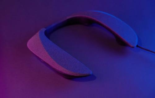 Panasonic SC-GN01 wearable speaker to shoulder burden of great gaming sound