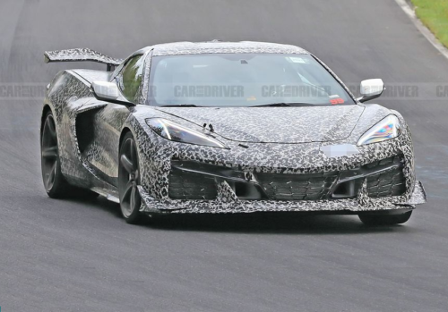 Every Time We've Seen and Heard the 2023 Chevy Corvette Z06