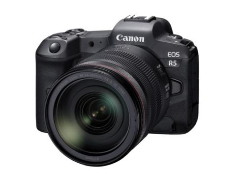Canon EOS R5 Firmware Update Version 1.4.0