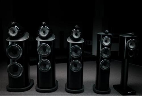 Bowers & Wilkins announces new 800 D4 Series speakers