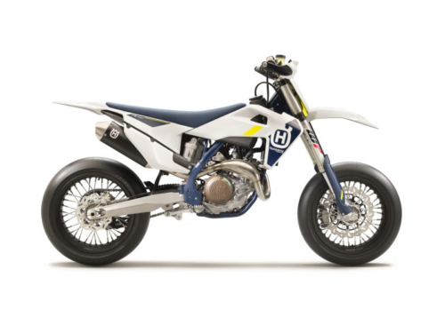 2022 Husqvarna FS 450 First Look: Fast Facts From the Supermoto Track
