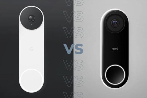 Nest Doorbell (wired) vs Nest Doorbell (battery): Which should you buy?