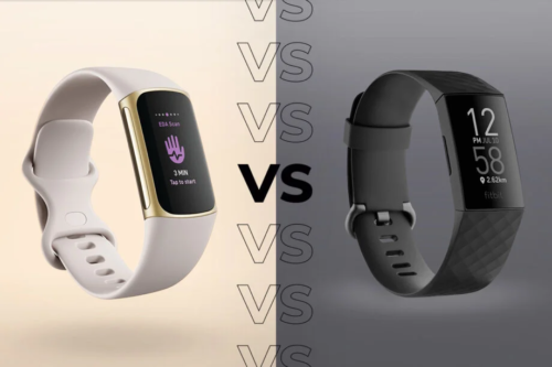 Fitbit Charge 5 vs Fitbit Charge 4: What's changed?