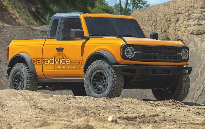 2024 Ford Bronco