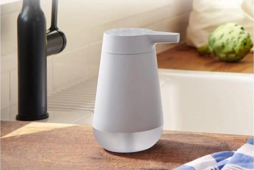 Amazon makes an Alexa-enabled smart soap dispenser