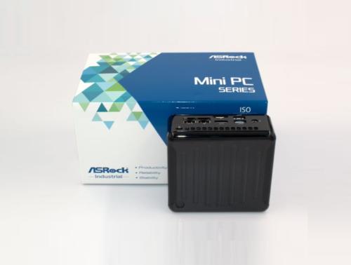 ASRock Industrial NUC BOX-1165G7 Mini-PC Review: An Ultra-Compact Tiger Lake Desktop