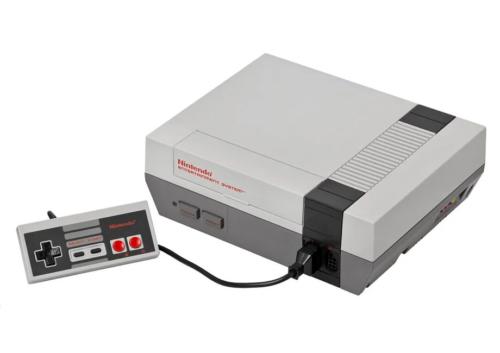 Here's to the retiring Nintendo veteran who raised Barr for NES / SNES design