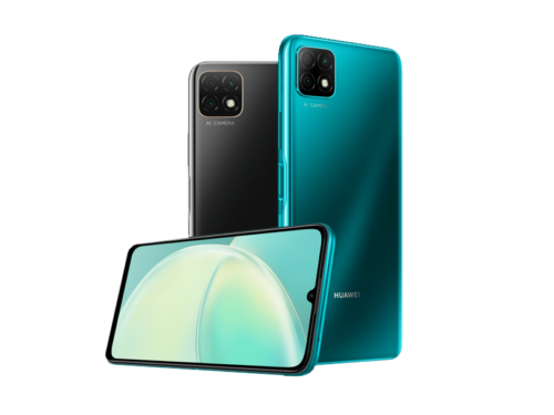 Huawei nova Y60 specs, now official