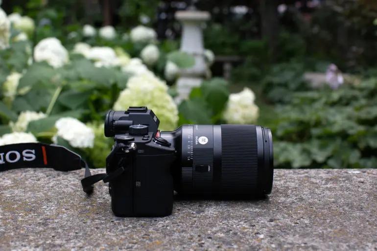 Sigma 35mm f1.4 DG DN Art lens