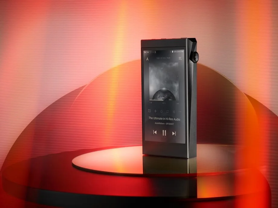 Astell and Kern's A&ultima SP2000T portable player