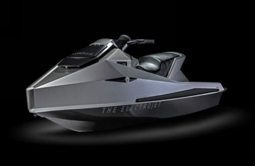 Narke Electrojet GT95: Carbon-hulled Jet Ski gets 50% power boost