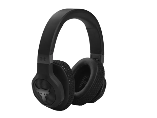 JBL and The Rock team up to launch gym-friendly noise-cancelling headphones