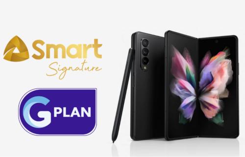 Samsung Galaxy Z Fold3 5G: Smart vs Globe Postpaid Plans Comparison