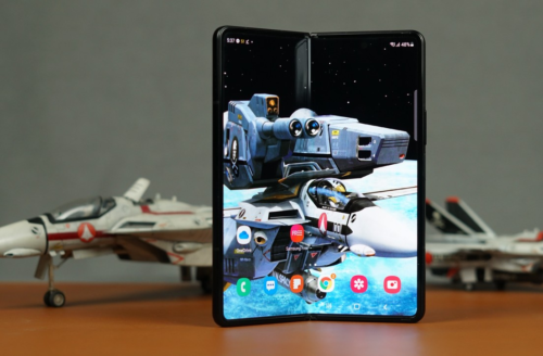 Samsung Galaxy Z Fold3 Survives Durability and Bend Test