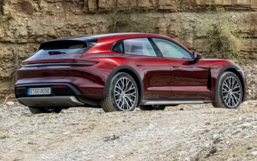 2022 Porsche Taycan Cross Turismo electric wagon arrives in Australia