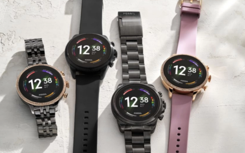 Fossil Gen 6 smartwatch line touts faster charging speeds, and eventually Wear OS 3