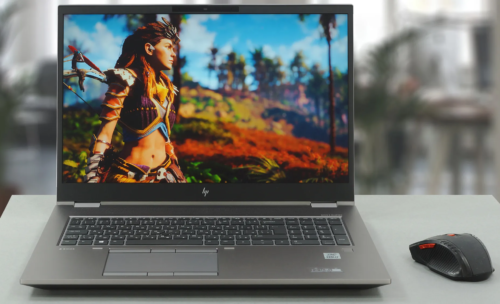 HP ZBook Fury 17 G7 review – big, powerful, ruthless