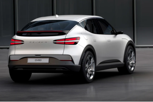 2022 Genesis GV60 electric SUV revealed, Australian launch due by mid-2022 – UPDATE