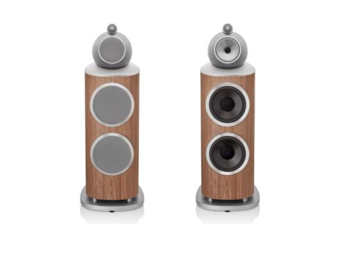 B&W Refines its Vaunted 800 Speaker Series