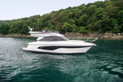 Princess F45 yacht tour: A (relatively) small but perfectly formed family boat