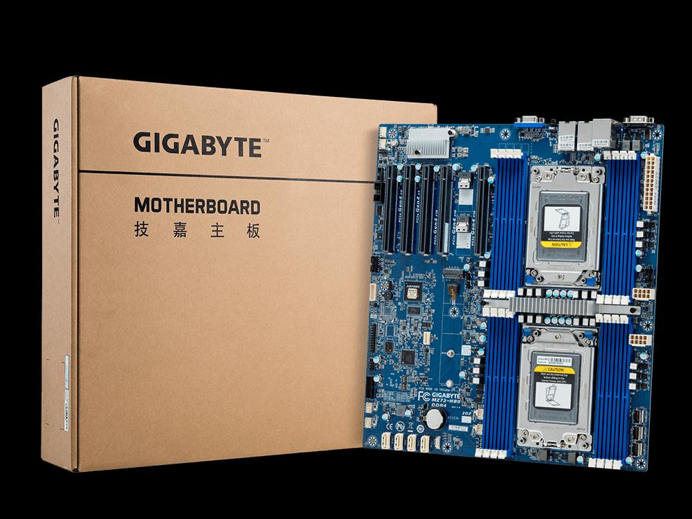 GIGABYTE MZ72-HB0 (Rev 3.0) Motherboard
